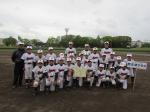 2021年Aチーム 北総地区少年野球大会 4位